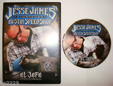 Austin Speed Shop VOL. 1, 32 Ford Jesse James Presents NEW SEALED DVD WEST COAST
