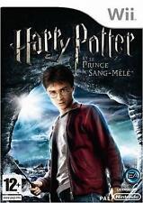 Harry Potter et le Prince de sang mélé pour Nintendo Wii