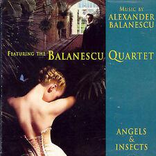 Angels & Insects, Balanescu Quartet, Good Soundtrack, Import