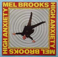 John MORRIS ~ Mel Brooks 'Greatest Hits ~ 1977 UK 16-track vinyl LP record + g/fold