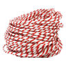 20 Metres - Red & White Food Safe Rayon Butchers Bakers Craft Twine String