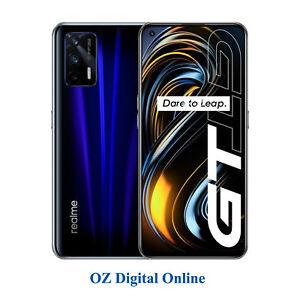 New realme GT Dual 5G 128GB Dashing Blue (8GB) Unlocked Phone 1  Yr Au Wty