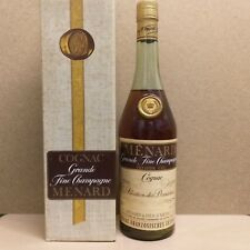 Menard Grande Fine Champagne Premier Cru Cognac J.P.Menard & Fils OVP SELTEN !!!