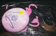 Princess Birthday Party Garland with Swirl Decoration 7 Ft