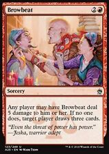MRM ENGLISH FOIL Browbeat (Rudoiement)  MTG magic M25