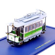 1/87 Scale Atlas Tram LE CRABE AUX PINCES D'OR Diecast Vehicles Model Toy