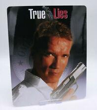 TRUE LIES arnold schwarznegger - Bluray Steelbook Magnet Cover (NOT LENTICULAR)