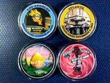 2003 Hard Rock Cafe 4 Commemorative Chips