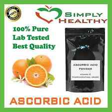 L-ASCORBIC ACID 500g PURE VITAMIN C BEST AVAILABLE PREMIUM QUALITY