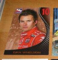 Indy Car Premiere Series SINGLE PROMO TRADING CARD P2 Dan Wheldon NM