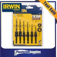 Irwin 6 Piece Counter Sink Tool Set 1882792 Suits Makita LXDT04 Impact Driver