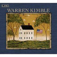 Lang Companies, 2020 Calendars Warren Kimble Wall Calendar - Linen Embossed