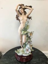 Pair of 2 Giuseppe Armani Extremely Rare Ltd Ed A.P. Nude Figurines