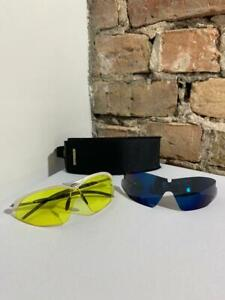 RUDY PROJECT Sunglasses SN 82-84 FREEON Italy GREAT CONDITION