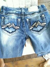 Miss Me jeans JE1096AC3 Ankle Cropped size 29 x 28
