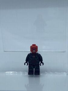 Lego Iron red Skull Minifigure Marvel Super Heroes