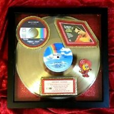 "CONWAY TWITTY  ""Hello Darlin' ""  R E D  Gold Record AWARD"