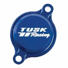 Tusk Aluminum Oil Filter Cover Blue Anodized YAMAHA WR250F 2015-2017 wr 250f