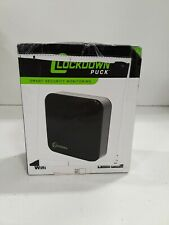 Lockdown Puck Monitoring System with WiFi, Motion and Temperature Detection