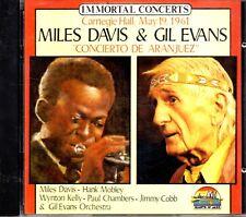 Miles Davis & Gil Evans – Concierto De Aranjuez CD1990