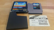 Duck Hunt Nintendo NES PAL B CIB OVP BOXED Bienengräber Small Box