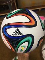 Brazuca Soccer Adidas Foot Ball Match Ball 2014 FIFA World Cup Original Size 5
