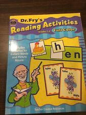 Reading Activities, Grades 1-2 by Edward Fry (2005, Paperback, New Edition)