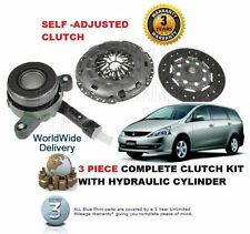 FOR MITSUBISHI GRANDIS 2.0DT DiD 2005  3 PIECE CLUTCH KIT COMPLETE  HYDRAULIC