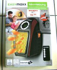 EASYMAXX-MINI-HEIZUNG-EASYmaxx-Wärmequelle aus der Steckdose-500 WATT-OVP-59,99-