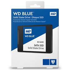 """WD Blue 3D NAND 2.5"""" Internal SSD 250GB/500GB/1TB/2TB Solid State Drive SATA3"""