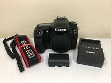Canon EOS 80D 24.2 MP Digital SLR Camera - Black (Body Only)