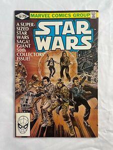 Star Wars #50 (Marvel 1981) 1st Appearance of IG-88, High Grade!