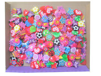 20 x NEW BEAUTIFUL COLOUR CHARMS RUBBER LOOM BANDS  BRACELET CRAFT  (R)