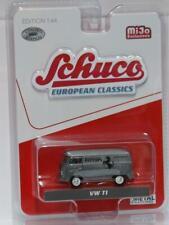 SCHUCO EUROPEAN CLASSIC VOLKSWAGEN VW T1 PANEL VAN/BUS Ferrari Auto 1/64 Chase