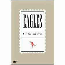 201a Region 4 DVD Eagles Hell Freezes Over