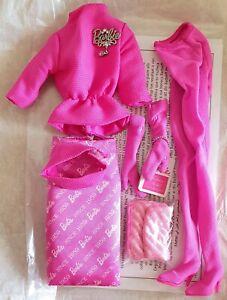 Barbie Puppe poupée muneca doll superstar SILKSTONE FASHION PROUDLY PINK