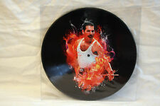 QUEEN BOHEMIAN RHAPSODY LIVE LP PICTURE-DISC