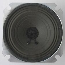 "vintage BECKER 4"" Alnico magnet cone tweeter, 8Ω—USA-made in 1965—excellent cond"