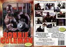 RONNIE COLEMAN'S First Bodybuilding DVD 1997 Mr Olympia COPS ridealong IFBB NPC