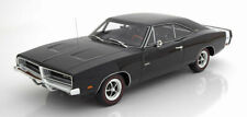 OTTO MOBILE 1969 DODGE CHARGER R/T BLACK 1:12*New Item! NICE!