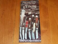 W.R. CASE & SONS KNIVES VOLUME 3 POCKET PRICE GUIDE Collector Knives Knife Book