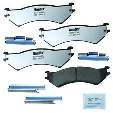 Bendix MKD802FM Disc Brake Pad Set-Disc Rear
