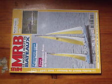 $$w Revue MRB N°429 radiocommande voilier  treuil proportionnel  Sinagot