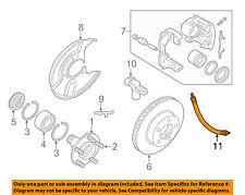 JAGUAR OEM 98-03 XJ8 Front Brake-Flex Hose MNC5670AC