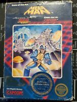 Mega Man 1 Nes Nintendo Complete In Box Cib