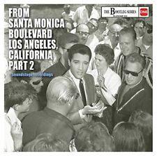 Elvis Collectors CD - From Santa Monica Blvd Los Angeles, CA – Part 2