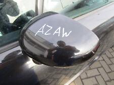 el. Außenspiegel links Audi TT 8N Coupe Rabenschwarz perleffekt LZ9V schwarz