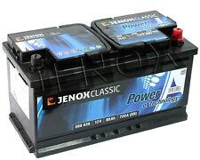 Jenox 12V 88 Ah 720 A/EN Autobatterie - Starterbatterie ersetzt 80 90 92 100 Ah