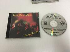 New Model Army European Tour '90 Jewels Of Live – JoL 9202  MINT/EX RARE CD