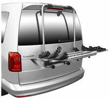 MENABO SHADOW Portabici Posteriore Bagagliaio per VW CADDY 4 (3 Bici) - 2015+